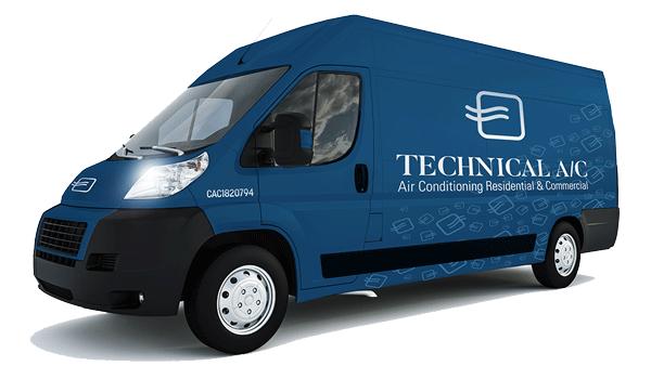 Technical-AC-Van-Florida